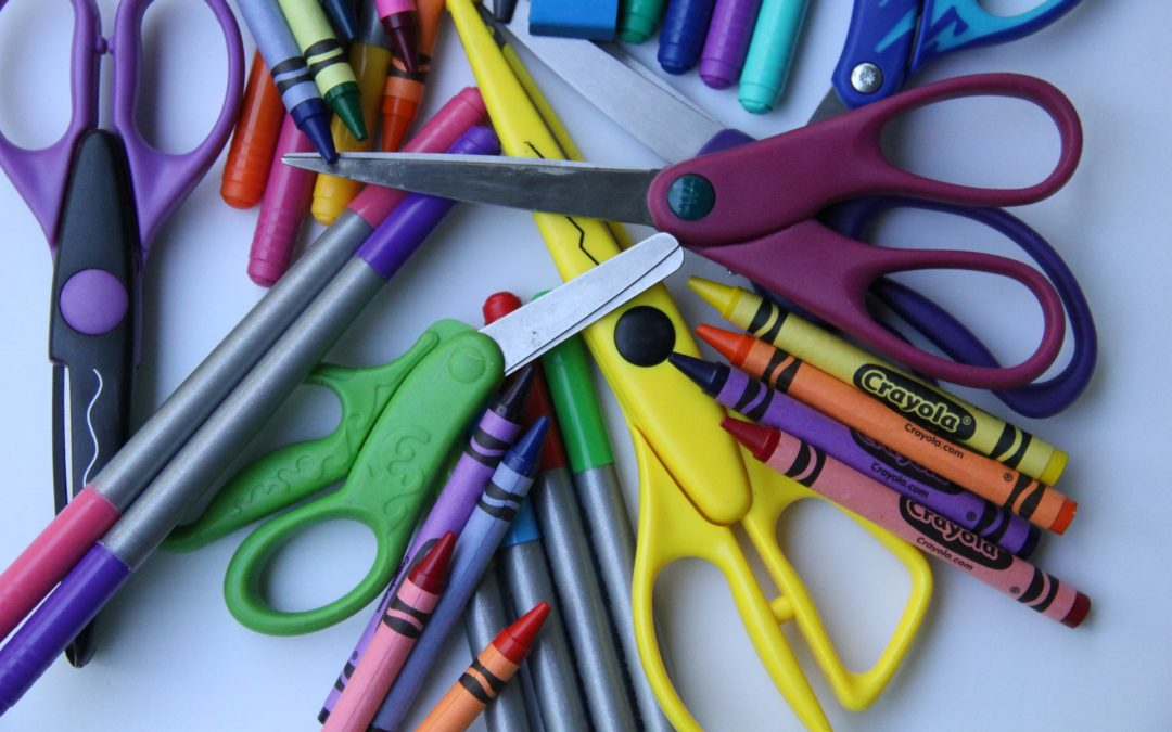 Must-Haves School Supplies For Back To School